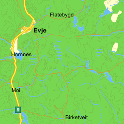 kart skråfoto Gule Sider® Kart kart skråfoto