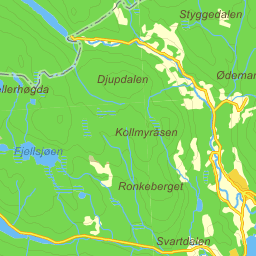 gule sider kart sverige Sverige på Gule Siders kart gule sider kart sverige