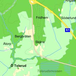 skåne karta eniro Skåne   karta på Eniro skåne karta eniro