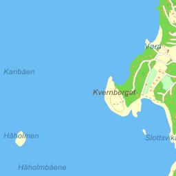tjølling kart Tjølling Fjellvikveien på Gule Siders kart tjølling kart