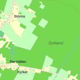 gotland karta eniro Vamlingbo Simunde Burgsvik Gotland   karta på Eniro gotland karta eniro
