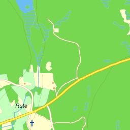 karta gotland rute Gotland Rute Ale   karta på Eniro karta gotland rute