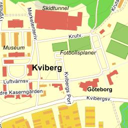 kvibergs fotbollsplaner karta Kartor, vägbeskrivningar, flygfoton, sjökort & mycket mer på eniro.se kvibergs fotbollsplaner karta