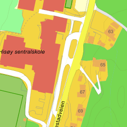 hisøy kart Gule Sider® Kart hisøy kart