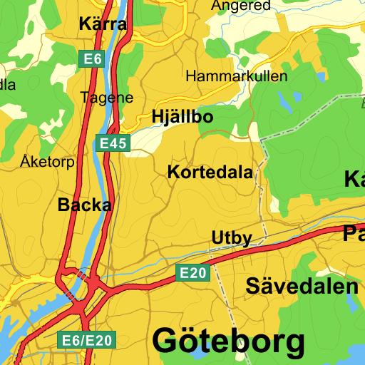 Karta E6 Goteborg.Electronica Goteborg Karta Pa Eniro