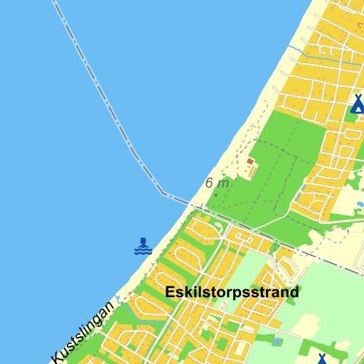 Bastad Station Karta.Hallplats Bastad Nya Station Karta Pa Eniro