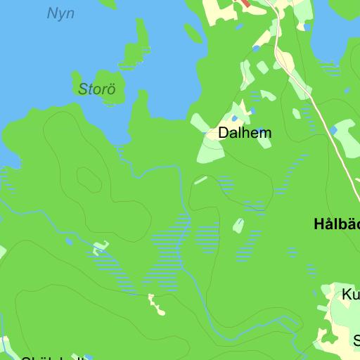 Karta Sverige Vimmerby.Langbrossle Vimmerby Karta Pa Eniro