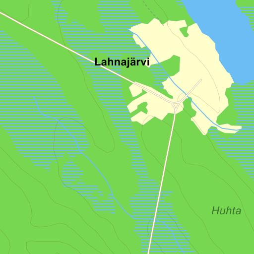 Karta Sverige Pajala.Pajala Lahnajarvi Karta Pa Eniro