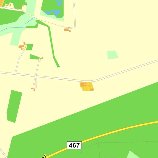 de gule sider ruteplan