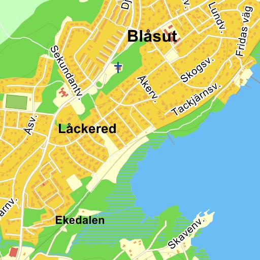 Karta Vanersborg.Vanersborg Lilla Rostvagen Karta Pa Eniro