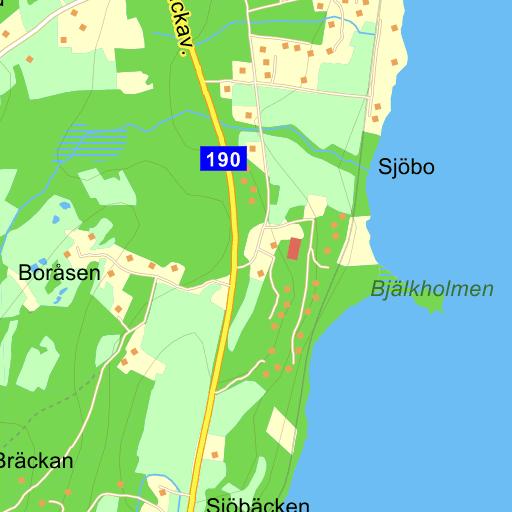 Hitta Karta Alingsas.Alingsas Kvarnabo Stationsvag Karta Pa Eniro