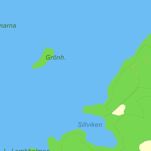 Yxlan Lilla Lammholmen Karta Pa Eniro