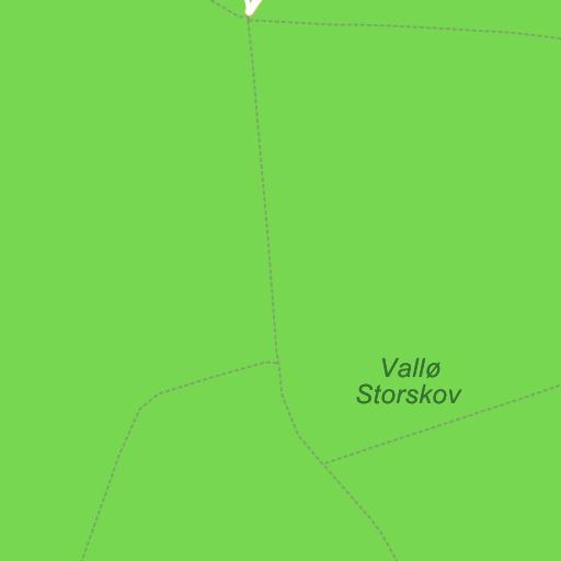 vallø skovdistrikt