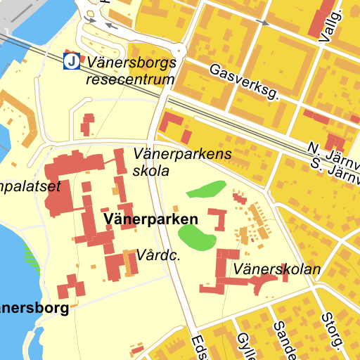 Karta Vanersborg.Kopmansgrand Vanersborg Karta Pa Eniro