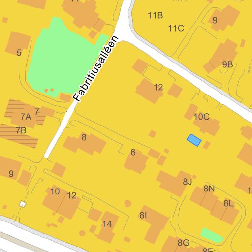 vestre gravlund kart Vestre Gravlund Nye Kapell på Gule Siders kart