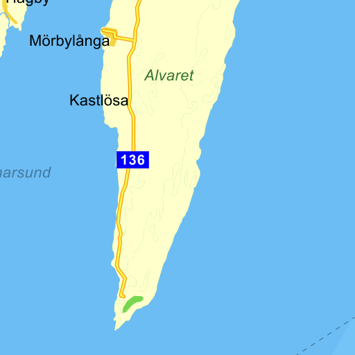 Karta Sodra Sverige Eniro.Kalmar Karta Pa Eniro